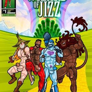 [David Cantero] Wizard of Jizz [Eng] – Gay Yaoi