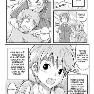 [Beater (Daikung)] Duel [Esp] – Gay Comics image 004