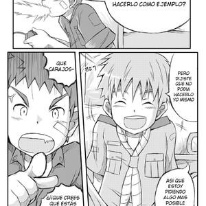 [Beater (Daikung)] Duel [Esp] – Gay Comics image 007