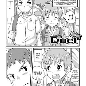 [Beater (Daikung)] Duel [Esp] – Gay Comics image 028