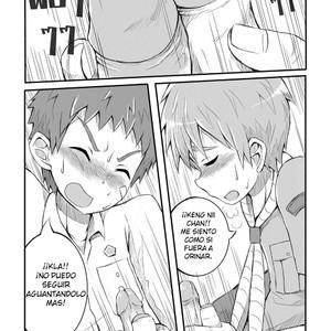 [Beater (Daikung)] Duel [Esp] – Gay Comics image 039