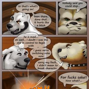 [Cap.GrolarBear] Secret Desire [Eng] – Gay Comics image 011