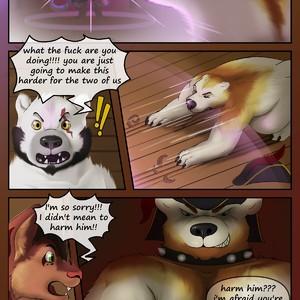 [Cap.GrolarBear] Secret Desire [Eng] – Gay Comics image 013