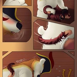 [Cap.GrolarBear] Secret Desire [Eng] – Gay Comics image 030