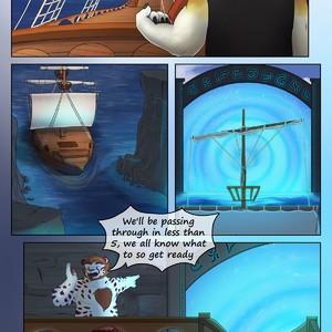 [Cap.GrolarBear] Secret Desire [Eng] – Gay Comics image 036