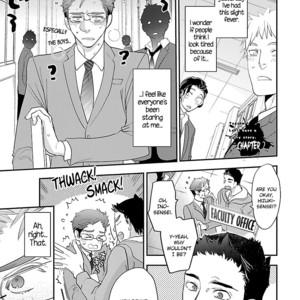[Kirima Moccori] Sensei, Kowai Hanashi Shimasenka? (update c.5) [Eng] – Gay Comics
