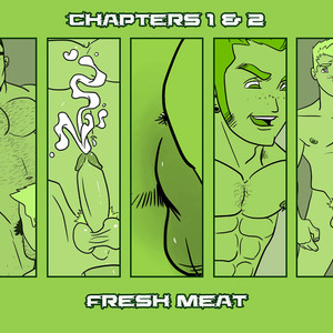 [C-Atomic] Daddy's House – Year 1 [Eng] – Gay Comics