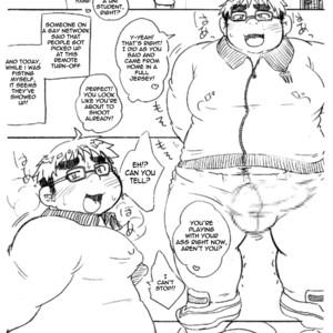 [Nibiiro no Sora (Mukaunosato Isuke)] Flashers Carnival [Eng] – Gay Comics