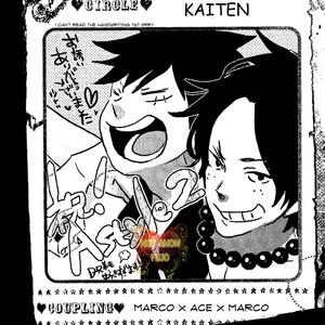 [Kaiten (Tsutomu)] One Piece dj – Astyle 2 – Story 8 – Yoruna Yoruna [Eng] – Gay Comics