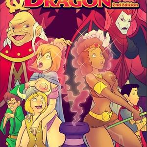 [Laz] Da'Younguns and Dragon 2! [Eng] – Gay Comics