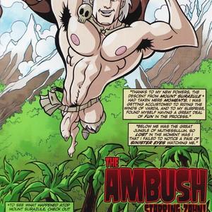 [Patrick Fillion] The Ambush [Eng] – Gay Comics