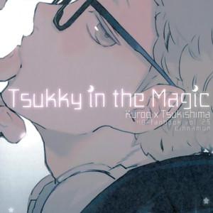 [cinnamon/ Macho] Tsukky in the Magic – Haikyuu!! dj [Eng] – Gay Comics