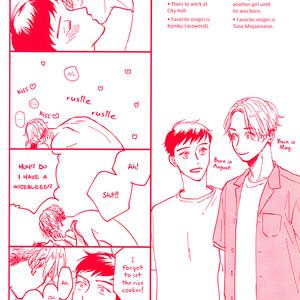 [Shiomi Rose] Ai to Hanaji (c.1-2.5) [Eng] – Gay Comics image 004