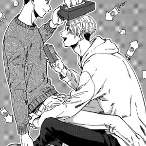 [Shiomi Rose] Ai to Hanaji (c.1-2.5) [Eng] – Gay Comics image 009