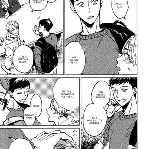 [Shiomi Rose] Ai to Hanaji (c.1-2.5) [Eng] – Gay Comics image 011