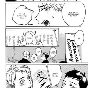 [Shiomi Rose] Ai to Hanaji (c.1-2.5) [Eng] – Gay Comics image 012