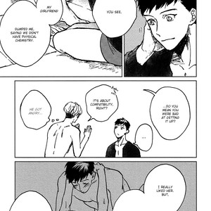 [Shiomi Rose] Ai to Hanaji (c.1-2.5) [Eng] – Gay Comics image 027