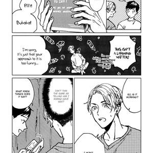 [Shiomi Rose] Ai to Hanaji (c.1-2.5) [Eng] – Gay Comics image 037