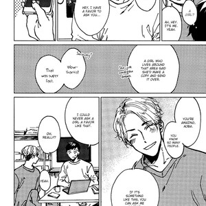[Shiomi Rose] Ai to Hanaji (c.1-2.5) [Eng] – Gay Comics image 039