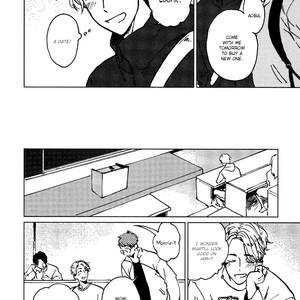 [Shiomi Rose] Ai to Hanaji (c.1-2.5) [Eng] – Gay Comics image 045