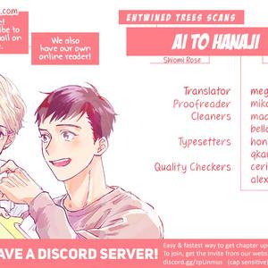 [Shiomi Rose] Ai to Hanaji (c.1-2.5) [Eng] – Gay Comics image 069