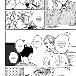 [Shiomi Rose] Ai to Hanaji (c.1-2.5) [Eng] – Gay Comics image 072