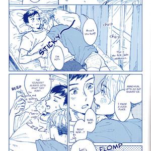 [Shiomi Rose] Ai to Hanaji (c.1-2.5) [Eng] – Gay Comics image 083