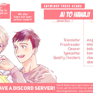 [Shiomi Rose] Ai to Hanaji (c.1-2.5) [Eng] – Gay Comics image 085