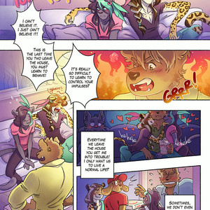 [DinamiteCupcake] Forbidden Recipe [Eng] – Gay Comics