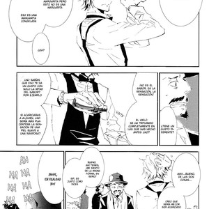 [DUDE/ user] Kawaii wa Bouryoku – Durarara!! dj [Esp] – Gay Comics image 006