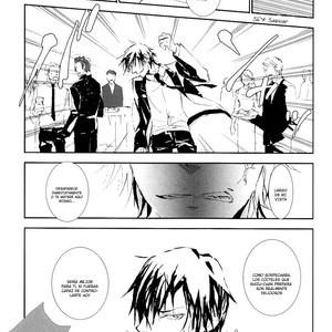 [DUDE/ user] Kawaii wa Bouryoku – Durarara!! dj [Esp] – Gay Comics image 008