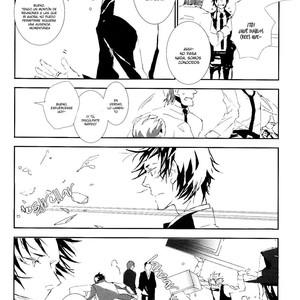 [DUDE/ user] Kawaii wa Bouryoku – Durarara!! dj [Esp] – Gay Comics image 009