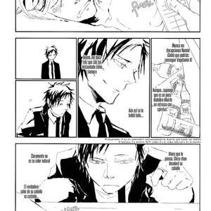 [DUDE/ user] Kawaii wa Bouryoku – Durarara!! dj [Esp] – Gay Comics image 012