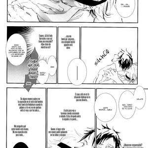 [DUDE/ user] Kawaii wa Bouryoku – Durarara!! dj [Esp] – Gay Comics image 017