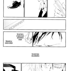 [DUDE/ user] Kawaii wa Bouryoku – Durarara!! dj [Esp] – Gay Comics image 031