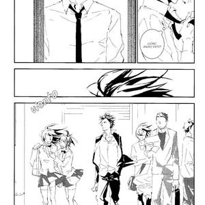 [DUDE/ user] Kawaii wa Bouryoku – Durarara!! dj [Esp] – Gay Comics image 032