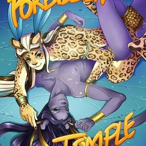[DinamiteCupcake] Forbidden Temple [Eng] – Gay Comics