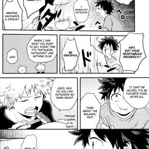 [Nakimushi Jack (Unomaru)] Ohayoukara Oyasumimade – Boku no Hero Academia dj [Eng] – Gay Comics image 011