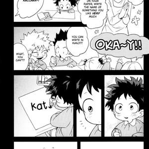 [Nakimushi Jack (Unomaru)] Ohayoukara Oyasumimade – Boku no Hero Academia dj [Eng] – Gay Comics image 012