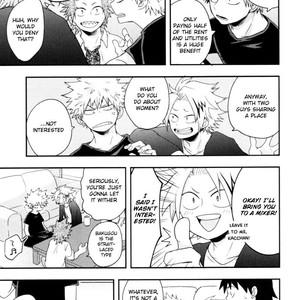 [Nakimushi Jack (Unomaru)] Ohayoukara Oyasumimade – Boku no Hero Academia dj [Eng] – Gay Comics image 024