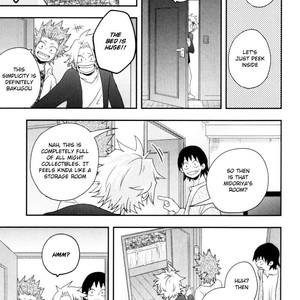 [Nakimushi Jack (Unomaru)] Ohayoukara Oyasumimade – Boku no Hero Academia dj [Eng] – Gay Comics image 026