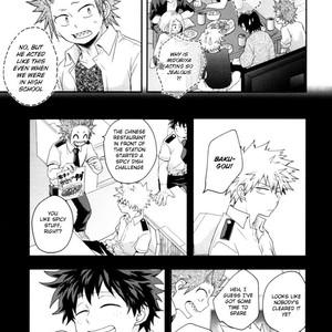 [Nakimushi Jack (Unomaru)] Ohayoukara Oyasumimade – Boku no Hero Academia dj [Eng] – Gay Comics image 034