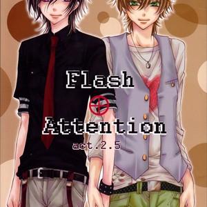 [Juurokugoh/ Tohru] Code Geass dj – Flash Attention act 2.5 [Eng] – Gay Comics image 001