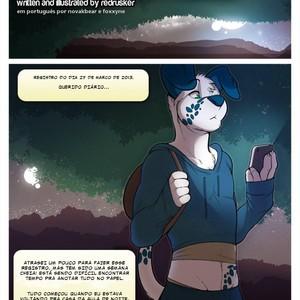 [Redrusker] Sozinho na Floresta (Alone in the woods) [Portuguese] – Gay Comics