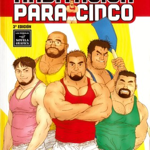 [Jiraiya] Habitacion para cinco [Esp] – Gay Comics