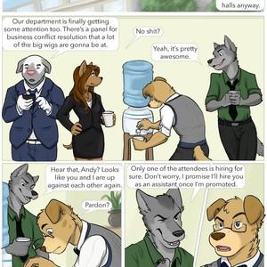 [Jackaloo] The Internship #1 [Eng] – Gay Comics