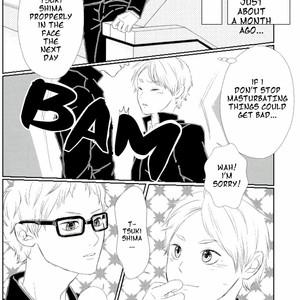 I'm a Bad Senpai, Sorry – Haikyuu!! dj [Eng] – Gay Comics image 004