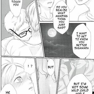 I'm a Bad Senpai, Sorry – Haikyuu!! dj [Eng] – Gay Comics image 012