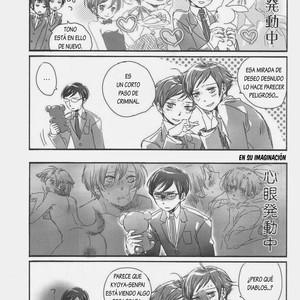 [Ainusaran (Kayuma Mimu)] Host Club no Host Club ni Yoru Host Ai Shikata [Español] – Gay Comics image 012