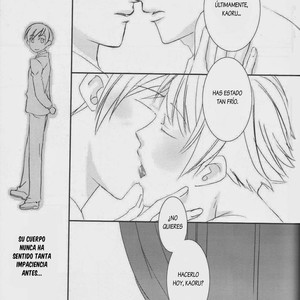 [Ainusaran (Kayuma Mimu)] Host Club no Host Club ni Yoru Host Ai Shikata [Español] – Gay Comics image 014